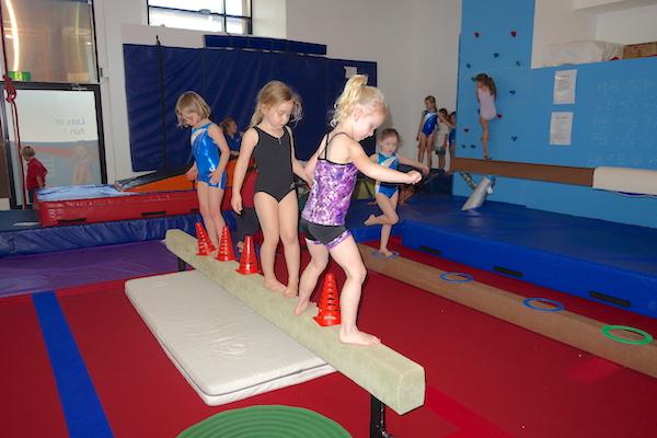 East Gymnastics Kindergym Toddler And Child Classes